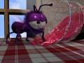 Cartoon Fly Rigged