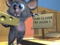 Cartoon Mouse Rigged