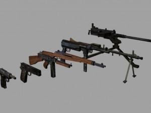 Gun set