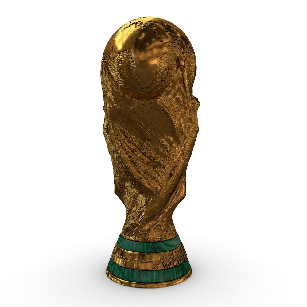 Fifa World Cup Trophy D Model Fifa World Cup Trophy D Model Cd Max Obj Ds Fbx
