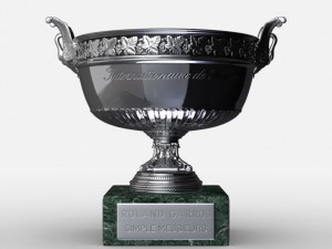 Roland Garros Mens Trophy