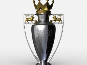 Premier League Cup Trophy