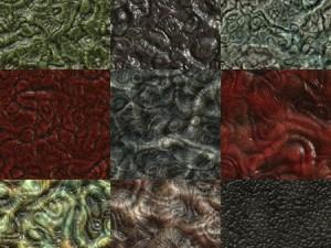 Organic Tiles