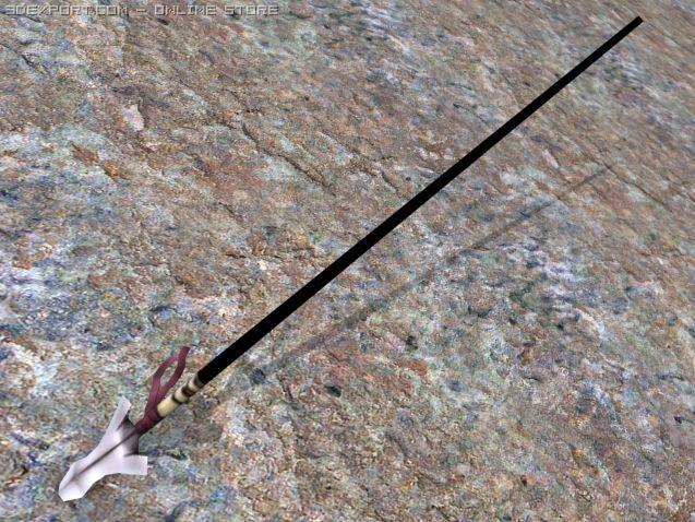 Cattleyas Spear 3D Model