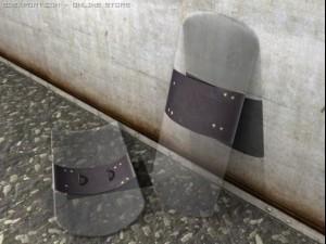 Civilian Riot Shield