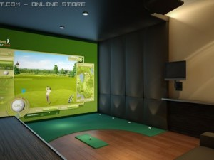 Luxury Golf Simulator