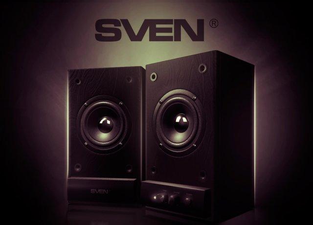 SVEN SPS607 3D Model