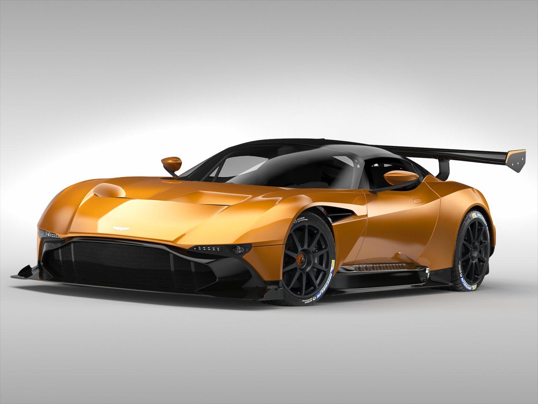 Aston Martin Vulcan 2016 3d Model In Racing 3dexport