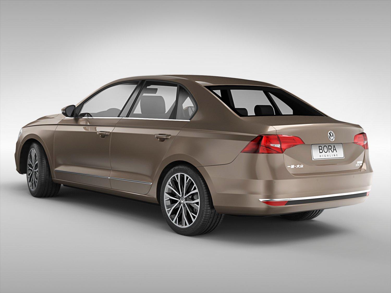 Volkswagen Bora 2016 Model