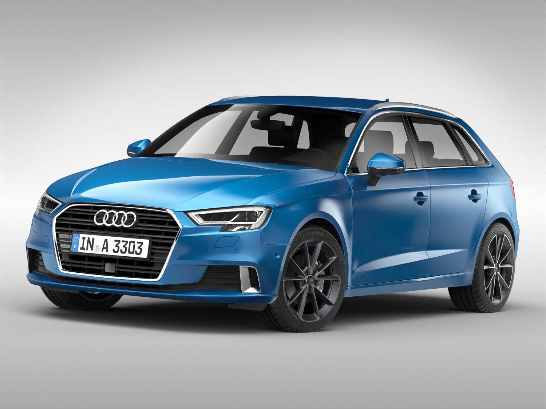 Audi A3 Sportback 2017 Auto Bild Idee