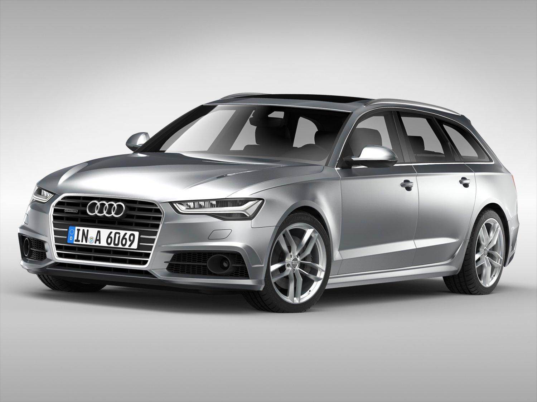 Audi A6 Avant 2017 Model