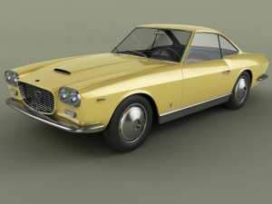 Lancia Flaminia Coupe Speciale