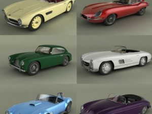 Classic cars collection pt2