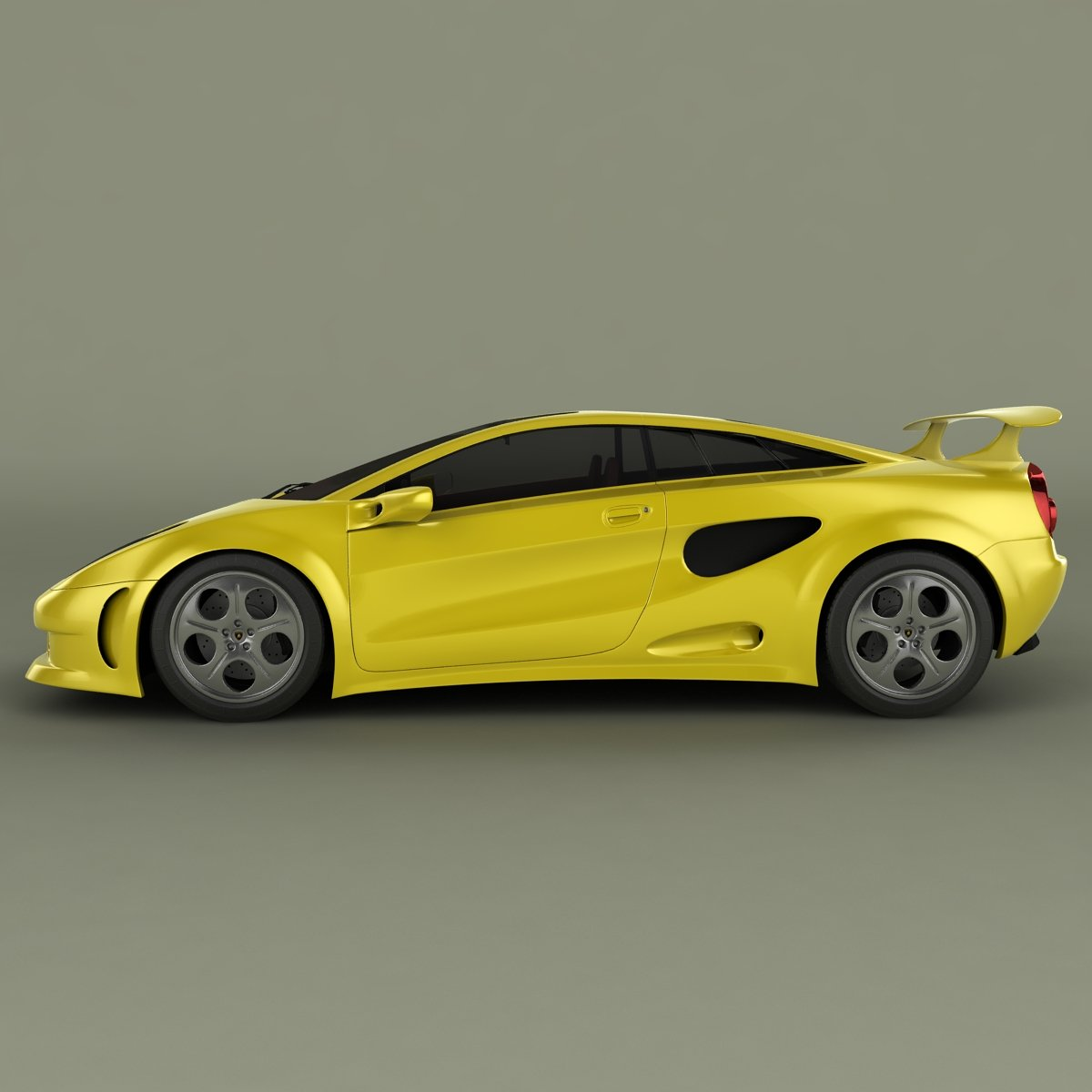 lamborghini cala 3d model in sport cars 3dexport