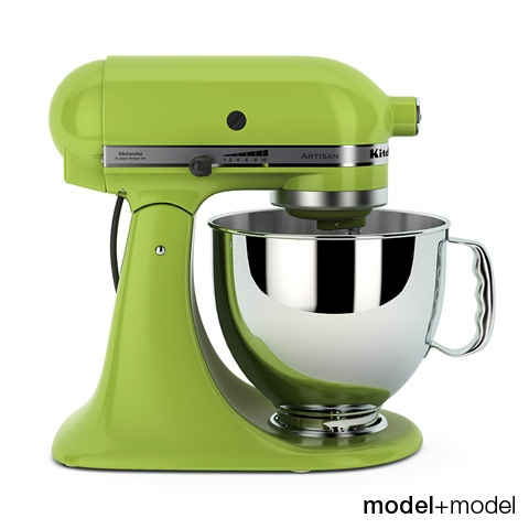 Stand mixer KitchenAid Artisan 3D Model