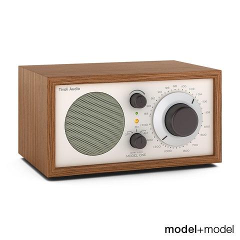 Tivoli audio Model One radio 3D Model