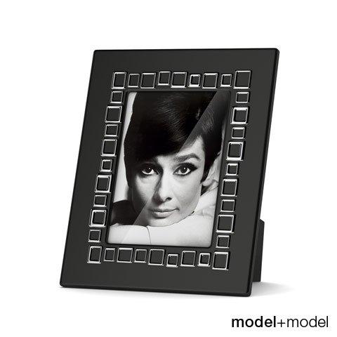 Black picture frame 3D Model