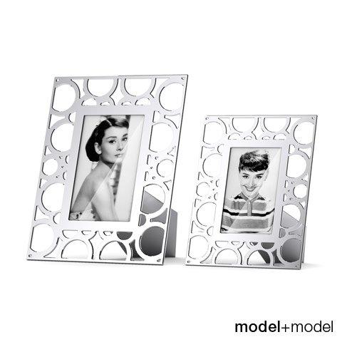 Circle picture frames 3D Model