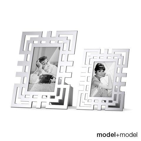 Square picture frames 3D Model