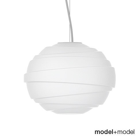 Lightyears Atomheart suspension lamp 3D Model