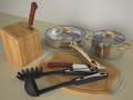 Cookware small set