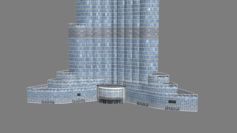 Burj khalifa blueprint download free blueprint for 3d modeling.