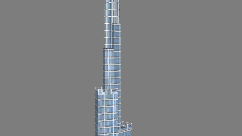 Burj khalifa 3d model in miscellaneous 3dexport.