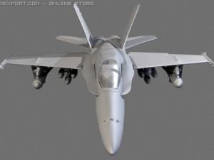 F18 Airplane