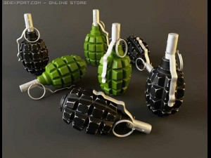 Grenades F1