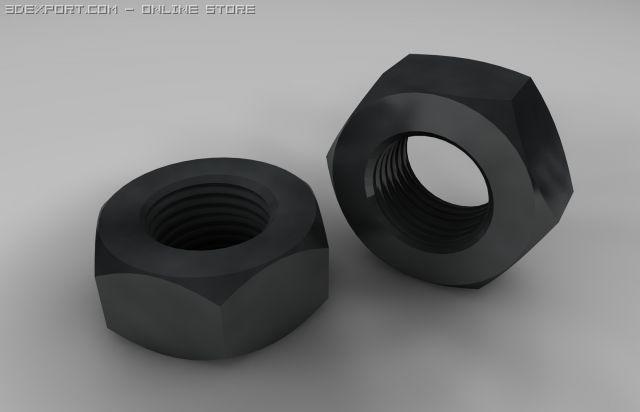 Download free Matrix 3D Model