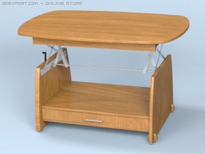 Small configurable table