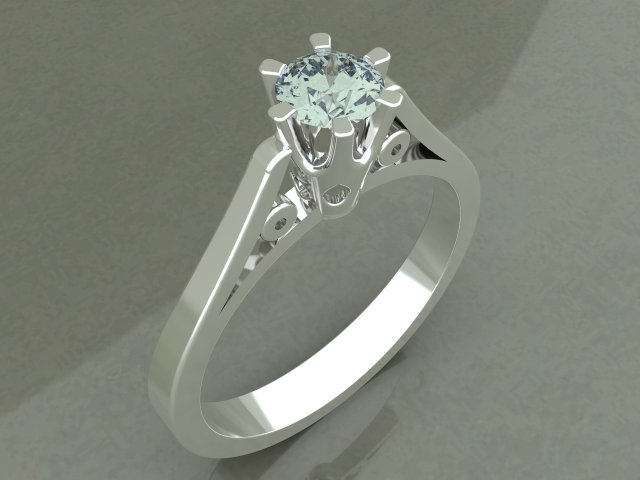 Ring2 3D Model