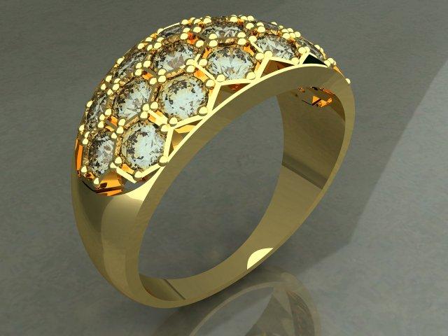 Ring4 3D Model