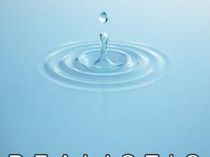 Water Drop with Splash
