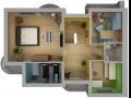 Home Interior Floor Plan 02