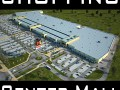 Mall M1 Full Textured Scene Render Ready