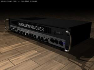 Gallienkrueger bass amp