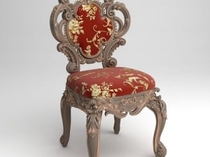 Cornelio Cappellini Baroque Side Chair