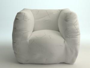 Designer Italian Armchair