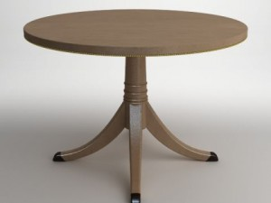 Elegant Classical Style Table
