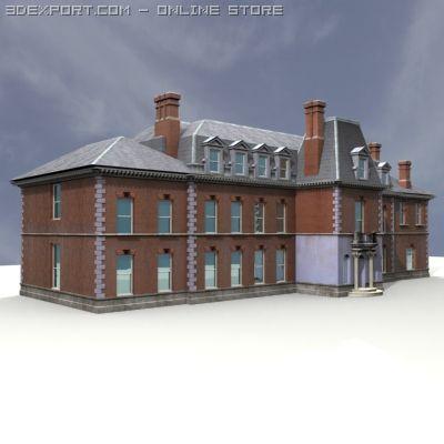 Mansion house model