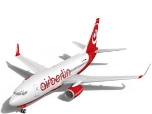 Airberlin Boeing 737700w