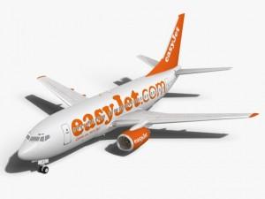 EasyJet Boeing 737700