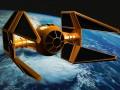 Tie Fighter Spacecraft
