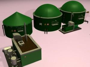 Biogas Plant 2