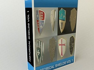 Historical Shield Collection Vol 1