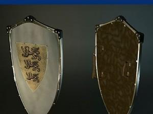 King Richard Medieval Shield