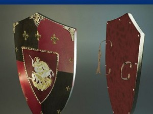 St Jeorge Medieval Shield