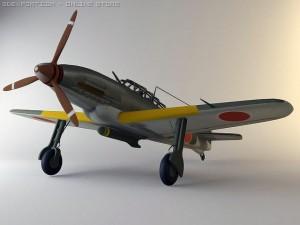 Aichi Japanese Plane