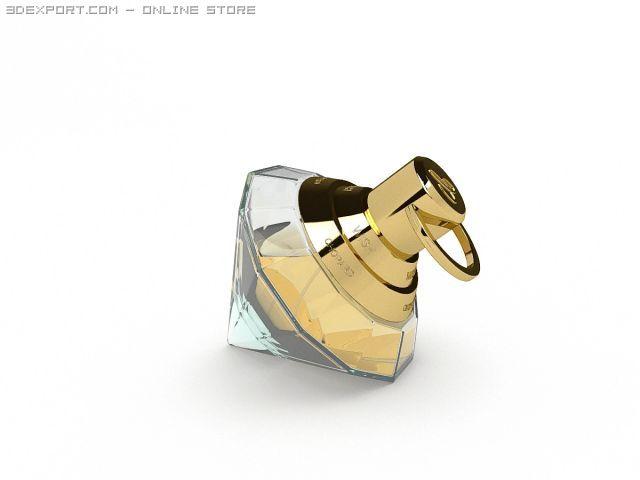 HQ Details Vol2 Perfume 16 3D Model